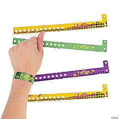 Mardi Gras Wristbands