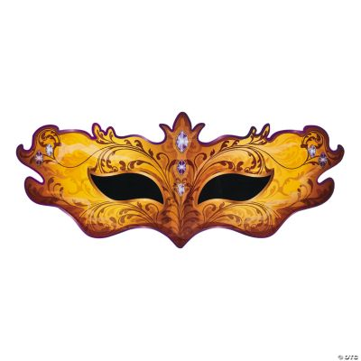 Masquerade Mask Stand-Up