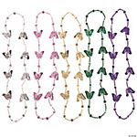 Butterfly Beaded Necklaces