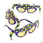Jester Sunglasses with Bells