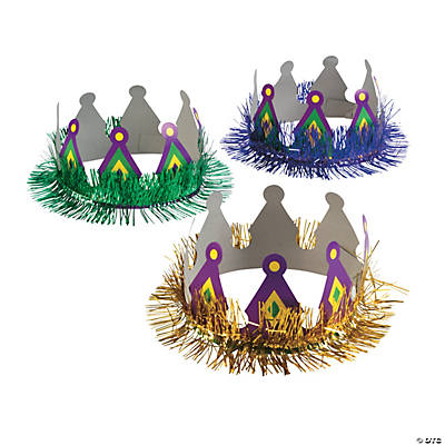 Mardi Gras Crowns