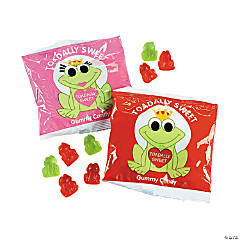 """Toadally Sweet"" Gummy Treat Packs"