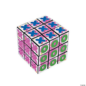 Hugs & Kisses Magic Cubes