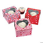 Valentine's Day Cupcake Boxes