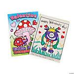 Valentine Picture Find Activity Books