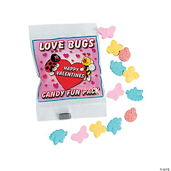 Valentine Love Bug Exchange