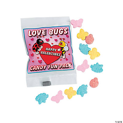 Valentine Candy Love Bug Exchange