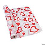 Valentine's Day Tablecloth Roll