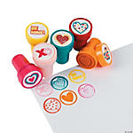 Fun Heart Stampers
