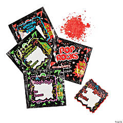 Valentine Mini Pop Rocks® With Stickers
