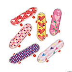 Valentine Finger Skateboards