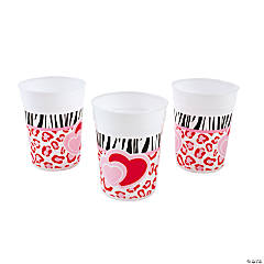 Plastic Wild For You Tumblers