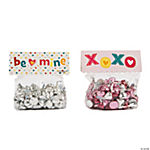 Valentine Bags With Header Cards