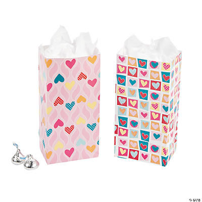 Valentine's Day Mini Treat Bags