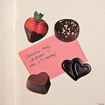 Delicious Chocolate Magnets