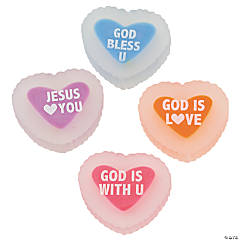 Sweet Blessings Mini Erasers