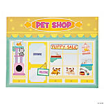 Make-A-Pet Shop Sticker Scenes