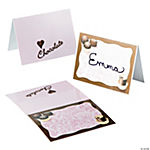Chocolate Truffle Place Cards