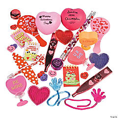 Mega Valentine Novelty Assortment