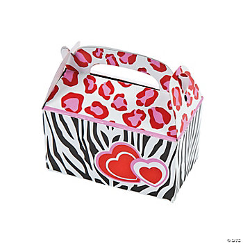 Wild For You Mini Treat Boxes