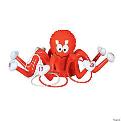 Inflatable Valentine Octopus Ring Toss Game
