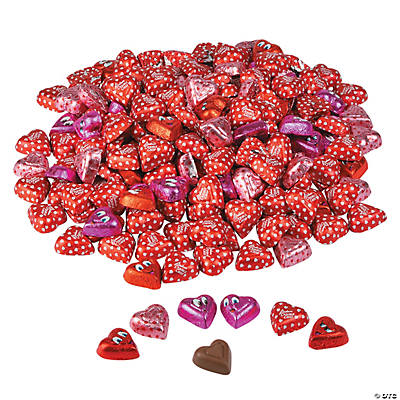 Five Pounds of Valentine Chocolate