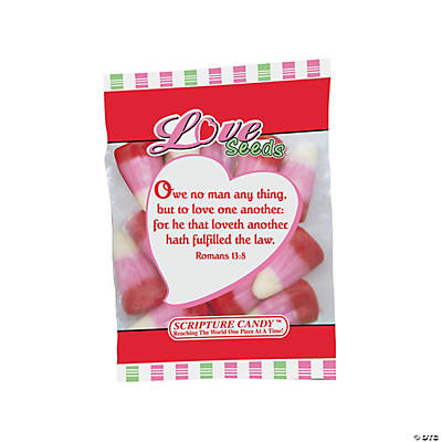 "Inspirational Valentine's ""Love Seeds"""