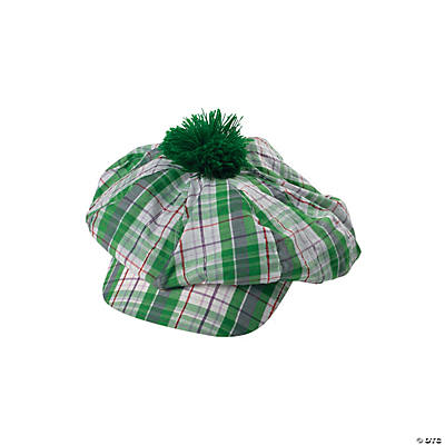 Green Irish Gatsby Hat