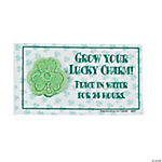 Grow Your Luck Shamrocks