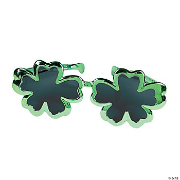 Jumbo Shamrock Sunglasses