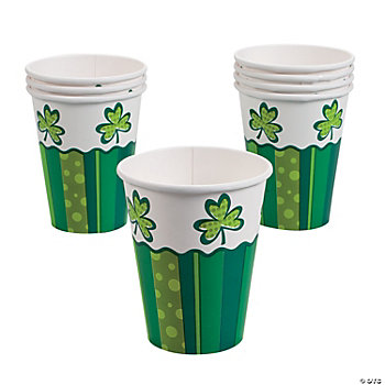 St. Pat's Day Cheer Cups