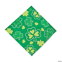 St. Patrick's Day Rainbow Luncheon Napkins