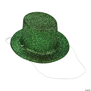 Mini St. Patrick's Day Hats