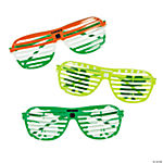 Irish Shutter Shading Glasses