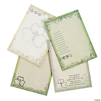 Irish Blessings Notepads