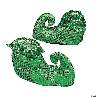 Sparkling Leprechaun Shoes