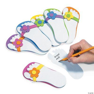 Sandal Notepads