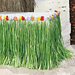 Artificial Grass Table Skirts