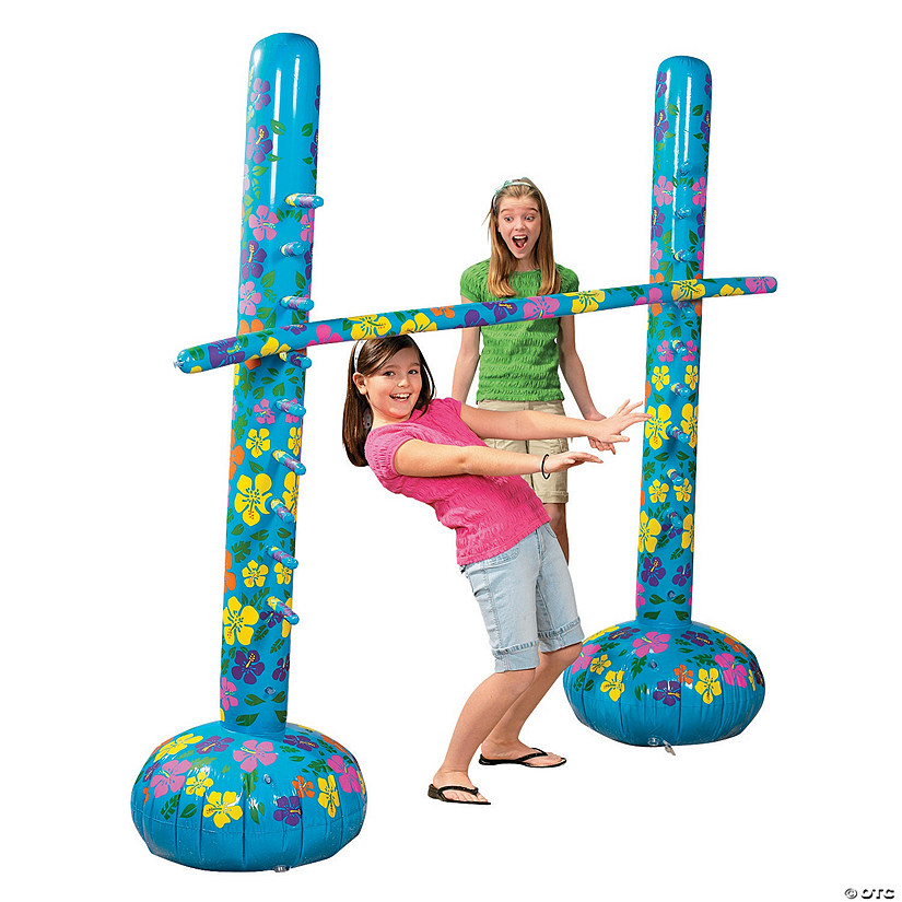 Inflatable Limbo Game Kit Discontinued
