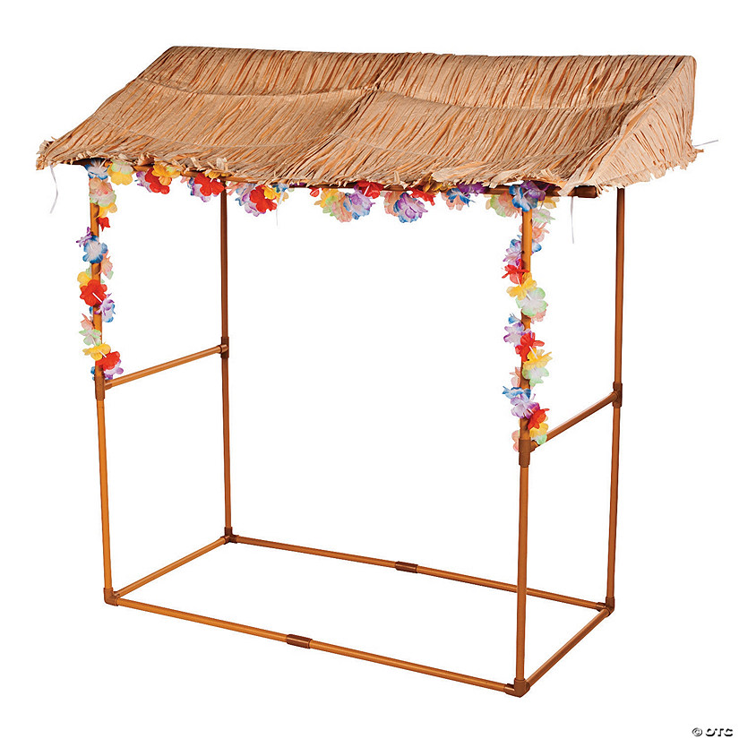 Merveilleux Tabletop Tiki Hut