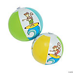 Inflatable Mini Beach Monkey Beach Balls