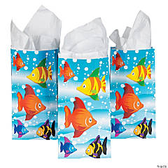Tropical Fish Bags