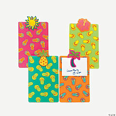 Small Tropical Clipboards