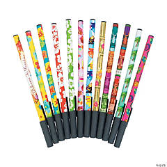 Tropical Stick Pen Assortment