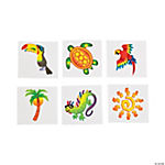 Tropical Tattoos