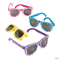 12 Hibiscus Sunglasses