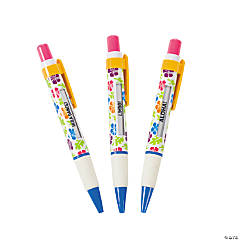 Luau Message Pens