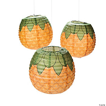 Pineapple Lantern Set