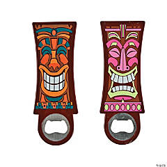 Tiki Bottle Openers