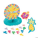 Luau Tabletop Décor Kit